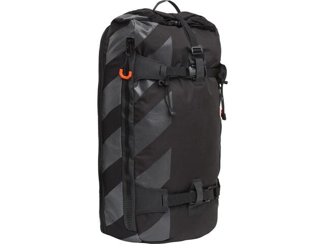 ABS s.CAPE Compact Vetoketjulla Kiinnitettävä 10-14l, storm black